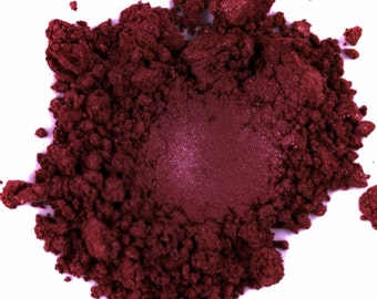 BLACK CHERRY LINER Shadow Pure Mineral Eye Color Shimmeral Mineral Makeup