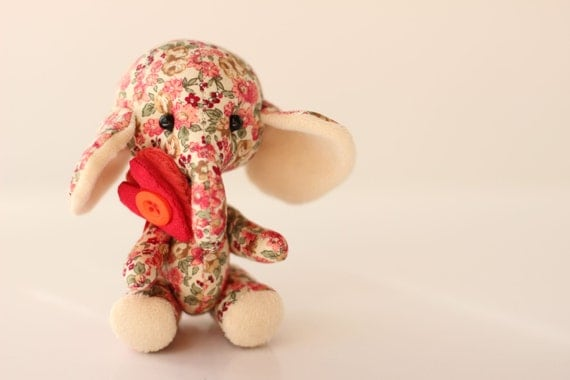 Toy Little Elephant
