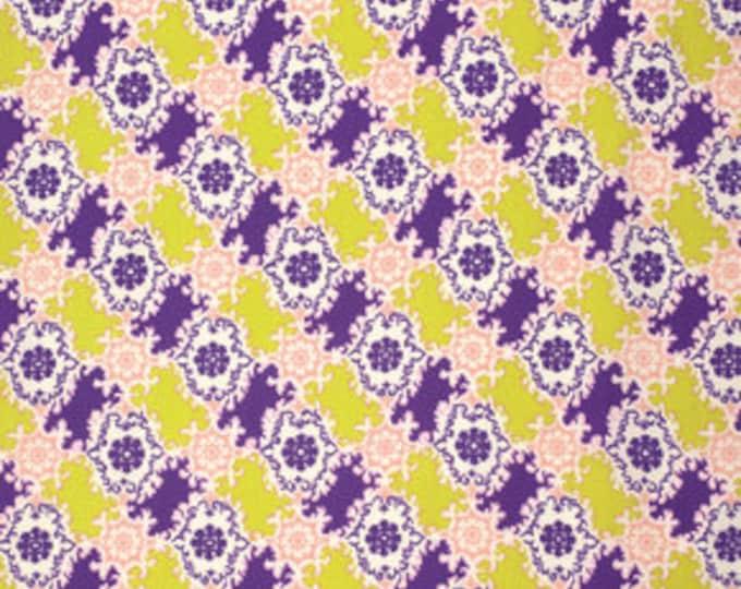 Caravelle Arcade Ruby Purple - 1/2yd