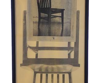 Rauschenberg Soundings-Museum of Modern Art NY-Original 1968 Lithograph-Rare