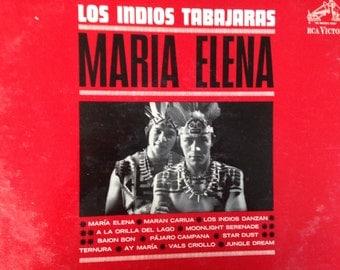Los Indios Tabajaras - Maria Elena - vinyl record