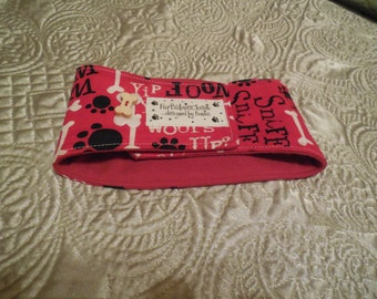 MALE DOG BELLY Band (waterproof inner lining)