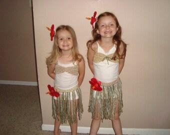 Hula Yarn Skirts, READY TO SHIP