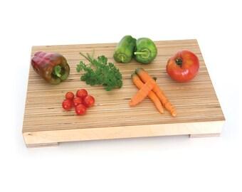 Butcher block. Cutting board. Serving board. Cheese board. Bread board. Large cutting board. Housewarming gift. Anniversary gift.