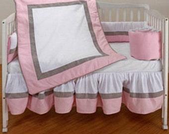 Ever So Sweet Crib Bedding Set