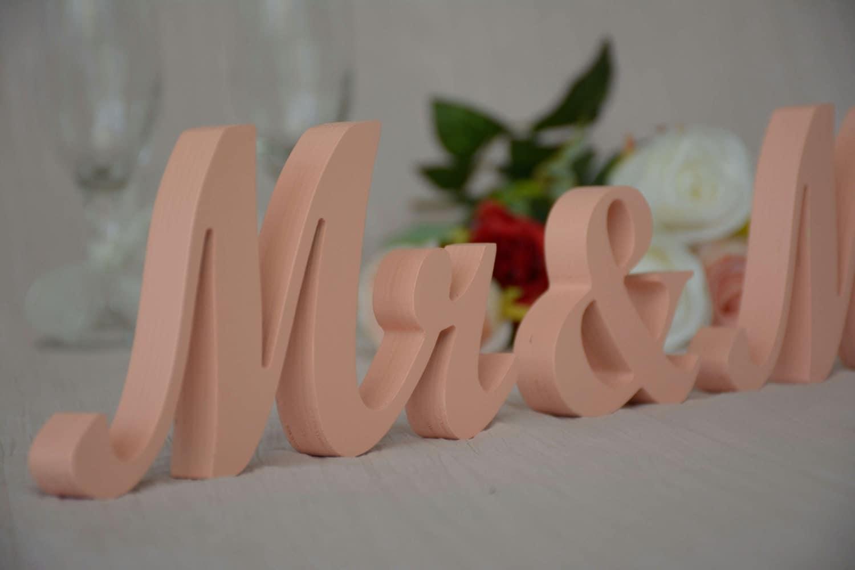 Bride Groom Table Decoration Bride Groom Table Etsy