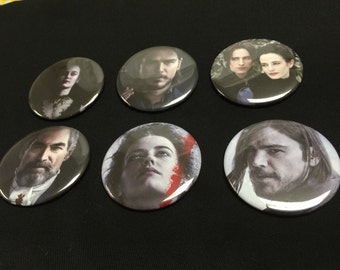Penny Dreadful Magnet set