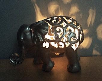 Elephant Lamp Unique