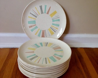 Vernonware Anytime Dinner Plate Set