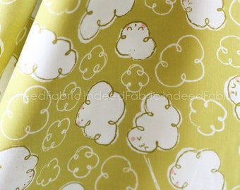 15% Off // Gale Citron- Zephyr Collection, Cotton + Steel, Quilting Weight Cotton