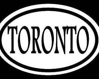 Toronto Sticker Raptors Canada Decal Winter Olympics Asain Sticker