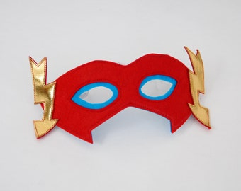 Personalised Superhero Mask