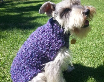 HS.102 - Comfy Cozy Dog Sweater