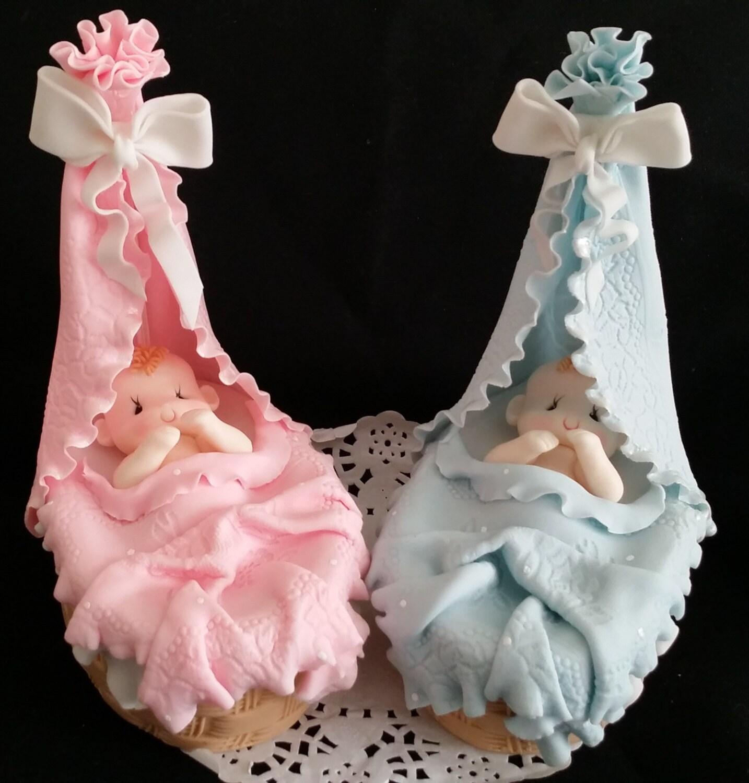 Vintage Baby Centerpiece Baby Shower Centerpiece Baby Shower