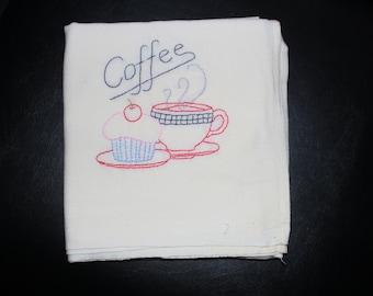 Flour Sack Dish Towel 30 x 33 Cotton