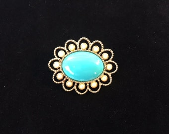 "Vintage ""Sarah Coventry"" Brooch"