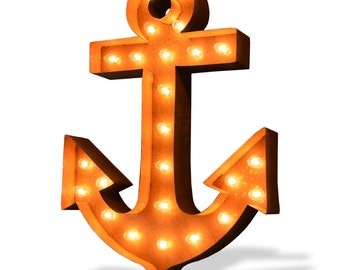 Iconics Marquee Light: Anchor