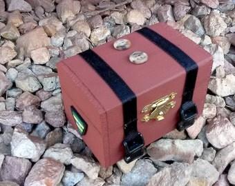 Firefly Serenity inspired Malcolm Reynolds Browncoat trinket box