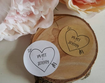 Thank you stickers | thank you labels | thank you tags | wedding invitation | lolly bags | wedding bonbonniere