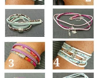 Bracelet Liberty of summer.