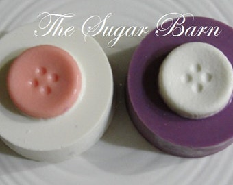 BUTTON CHOCOLATE Oreo® Cookie*12 Count*Chocolate Favors*Cute as a Button*Edible Buttons*Sewing Party*Candy Buttons*Button Cookies*Logo