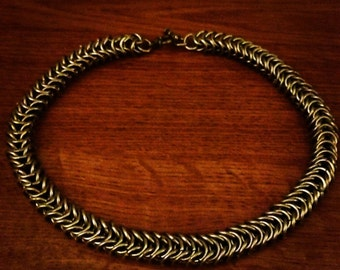 Boxweave Necklace