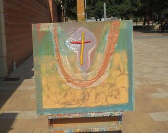 The cross / cross