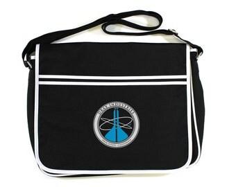 Moonraker: Drax Industries Retro Messenger Bag