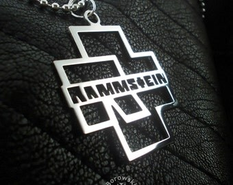 FREE SHIPPING Pendant Rammstein