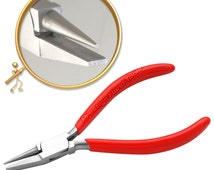 Forming Round and Flat nose pliers Ring Wire Bending Looping Jewellery Tools Prestige