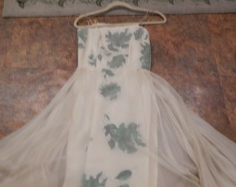 Tulle dress size small