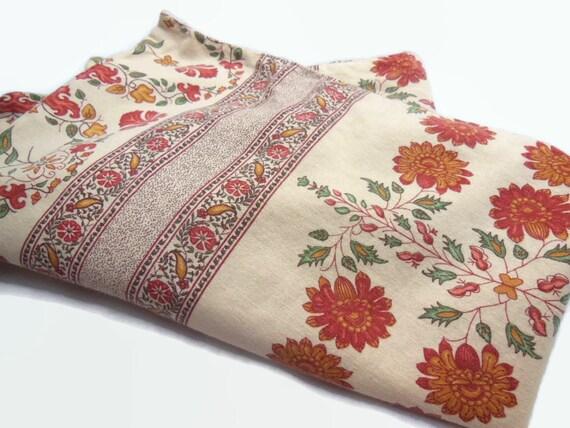 boho chic pillow sham standard size pillow sham vintage. Black Bedroom Furniture Sets. Home Design Ideas