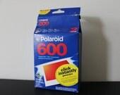 Factory Sealed Polaroid 600 Series Instant Film 20 Exposure Expired 12/04