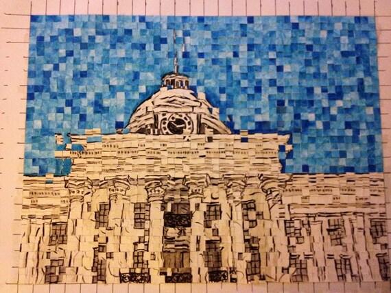 Alabama Capitol Distortion 12