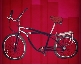 Bicycle - day 7  - Deirdre  #100daysofbicycles