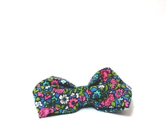 Vintage Fabric Bow #4- Made to Order!