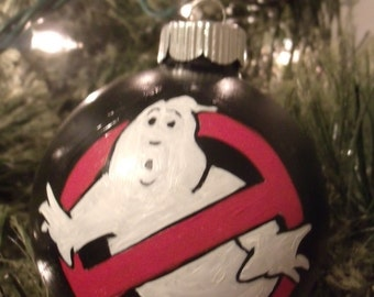 Ghostbusters Ornament