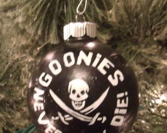Goonies Never Say Die Ornament