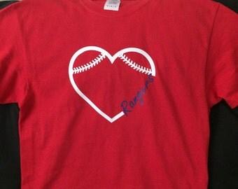 Love Rangers T Shirt