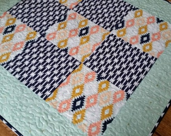 Crib Bedding Baby Bedding Nursery Bedding Baby Quilt Choose your fabric Patchwork Quilt