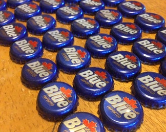 50 Labatt Blue Bottle Caps