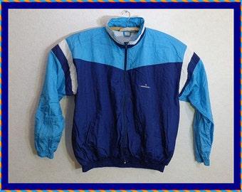 sale 90s.Sports Jacket Zipper Pockets Extra Large Size