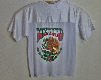 Vtg. 90s.T-shirt Football Shirt Extra Large Size Made In U.S.A.
