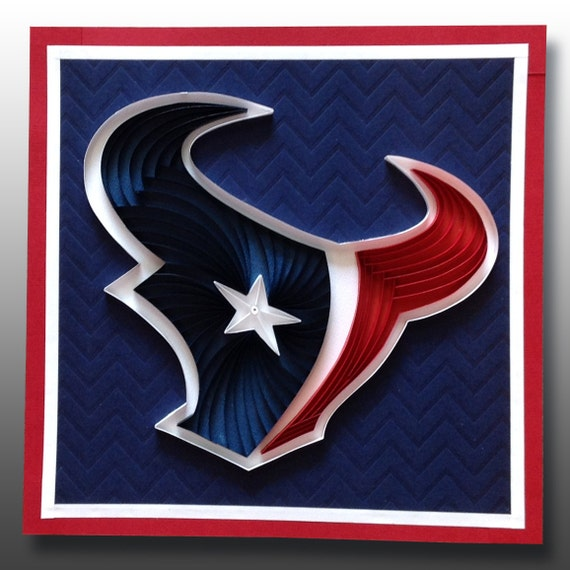 Houston Texans: Houston Texans Logo On Etsy