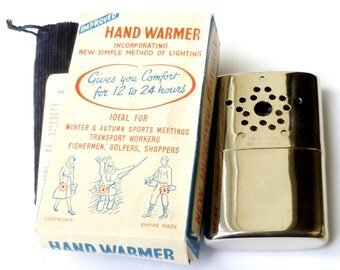 Vintage Hand Warmer