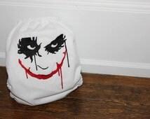 Clown Villian Cloth Diaper