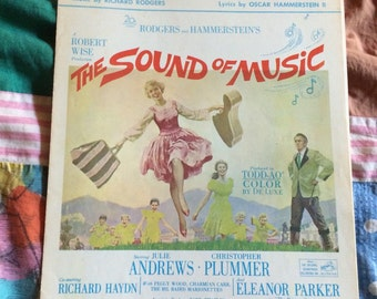 Climb Ev'ry Mountain Sheet Music from The Sound of Music 1959