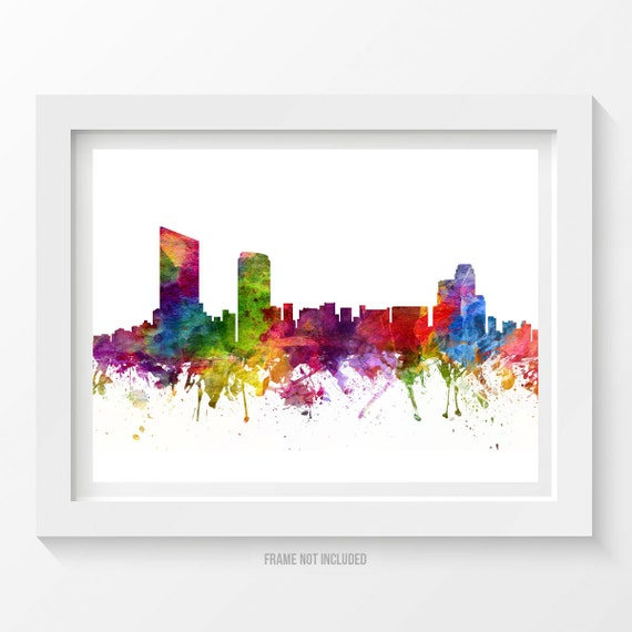 home decor stores grand rapids mi grand rapids skyline poster grand rapids cityscape grand 13299