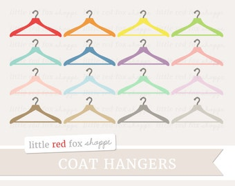 Coat Hanger Clipart Laundry Clip Art Clothes Clothing Shirt Onesie Closet Storage T Cute Digital Graphic Design Small Commercial Use
