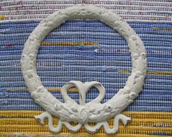 Cast Iron Wreath